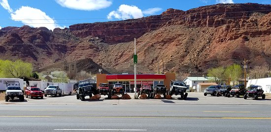 Moab Reservation Center