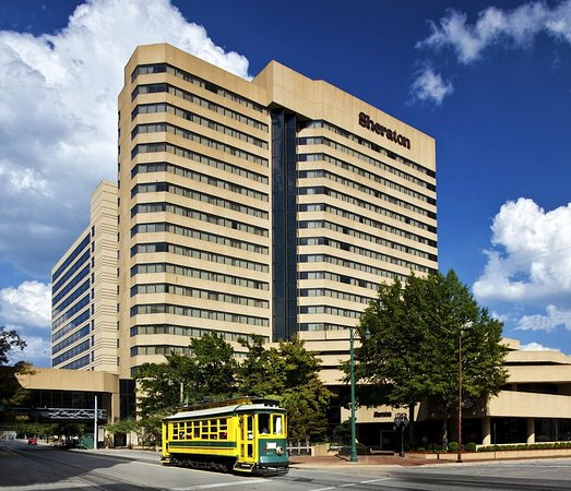Apartment Guide Memphis Tn: Sheraton Memphis Downtown Hotel