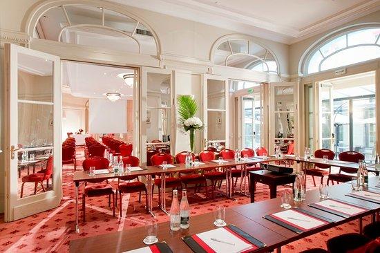 Hotel California Paris Champs Elysees: Meeting room