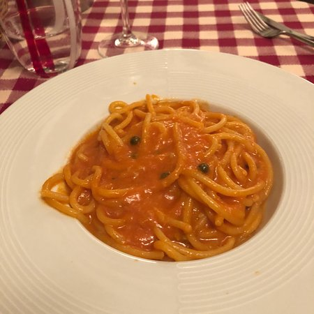 Best spaghetti, maybe in the world