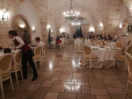 Li Surii - Oasi Mediterranea: sala