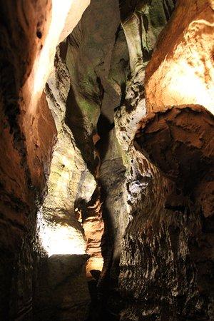 Howes Cave, นิวยอร์ก: Howe Caverns