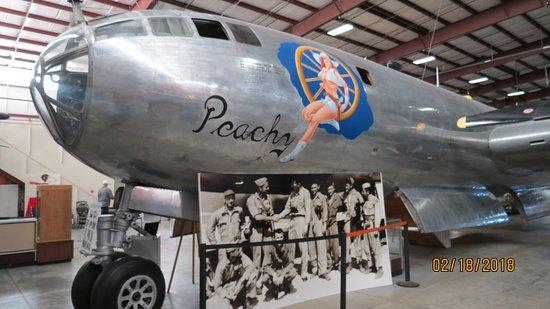 Pueblo Weisbrod Aircraft Museum : B-29