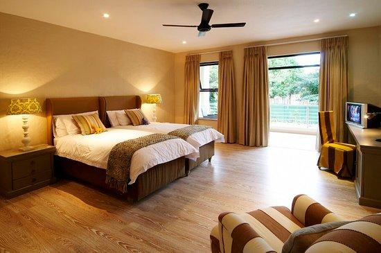 Rivonia, Afrika Selatan: Guest room