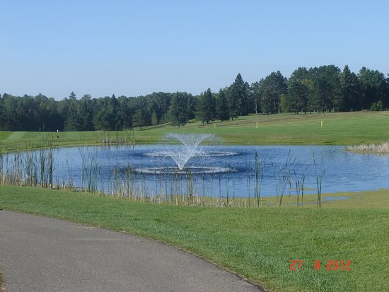 Breezy Point, MN: whitebirch golf course