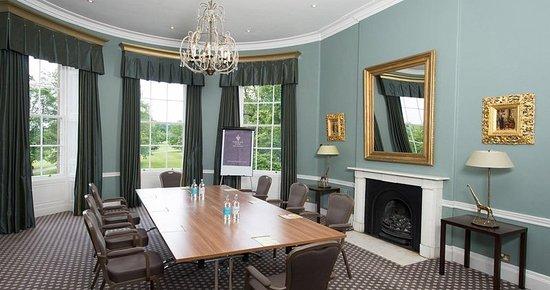 Rudding Park Hotel: Meeting room