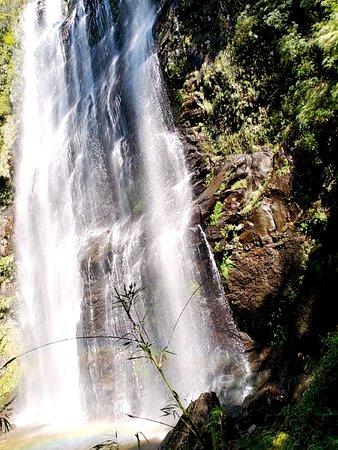 Mampituba, RS: cachoeira