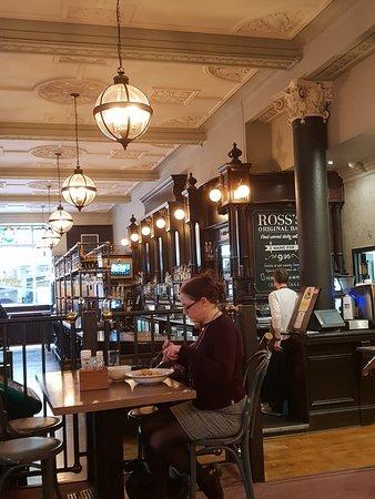 interno Ross's Original Bar