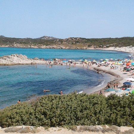 Rena Majore, Италия: spiaggia