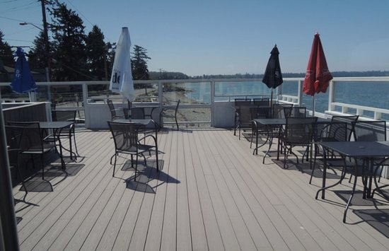Birch Bay, วอชิงตัน: upper deck/2