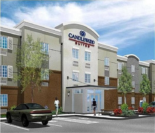Candlewood Suites - Portland Airport: Exterior