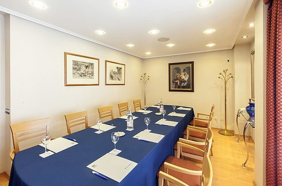 Hotel Albret: Meeting room