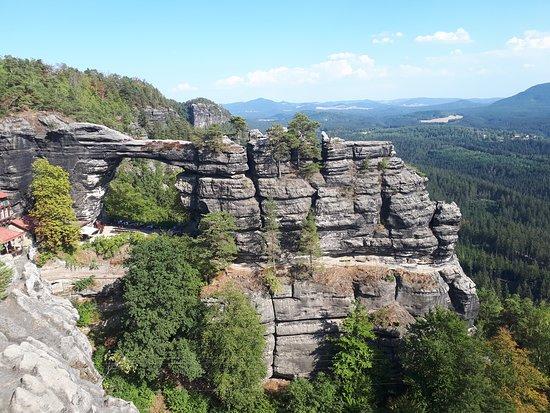 Národní park České Svýcarsko