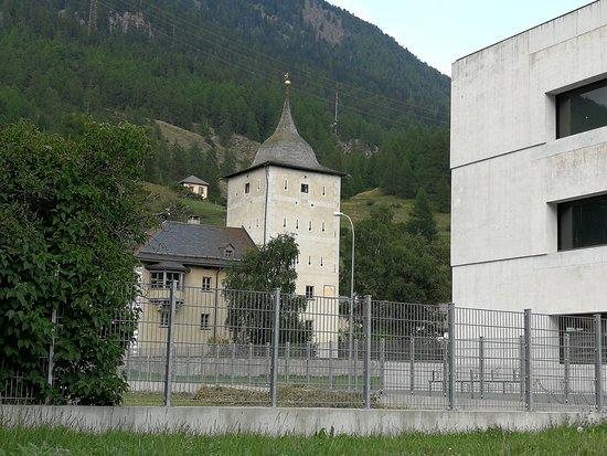 Nationalparkzentrum Zernez