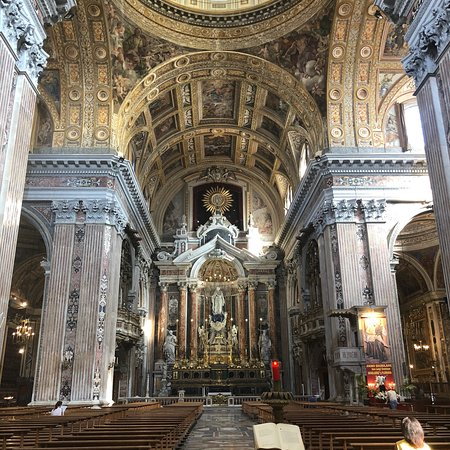 Gesu Nuovo Church: photo2.jpg