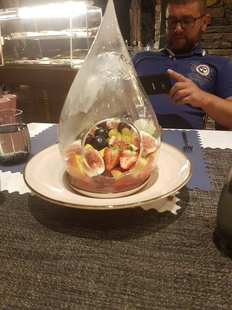 Turkish restaurant- fruits