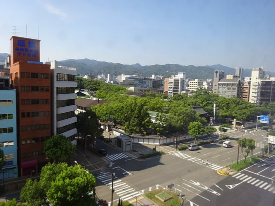 Window View - Chisun Hotel Kobe Image