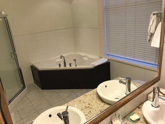 Hotel Rialto: Bathroom