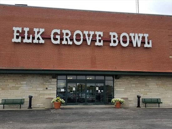 Elk Grove Village, IL: Elk Grove Bowl