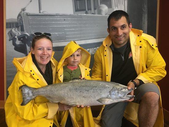 SeaBear Wild Salmon Foto