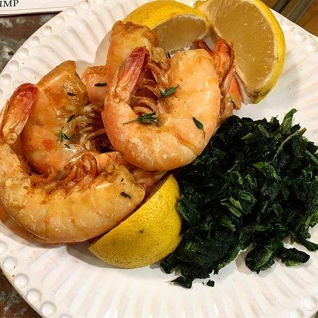 Kensington, MD: Spiced Shrimp