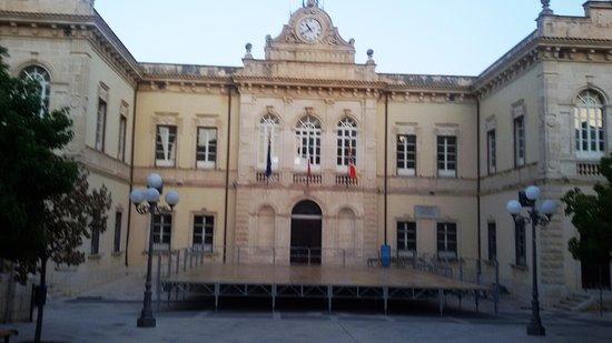 Palazzo Comunale Giorgio La Pira