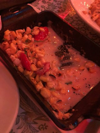 The Pink Door: corn side dish