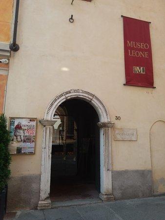 Entrata Museo Leone,