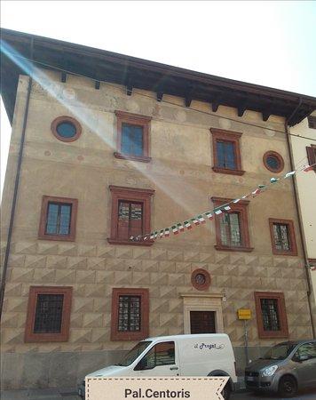 Palazzo Centori o Centoris