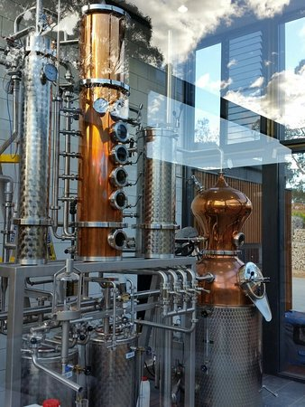 Seppeltsfield Rd Distillers