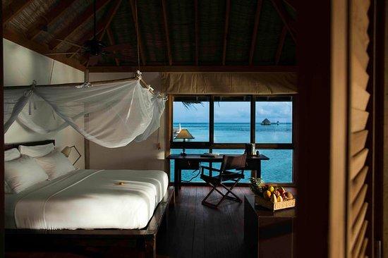 Lankanfushi: Guest room