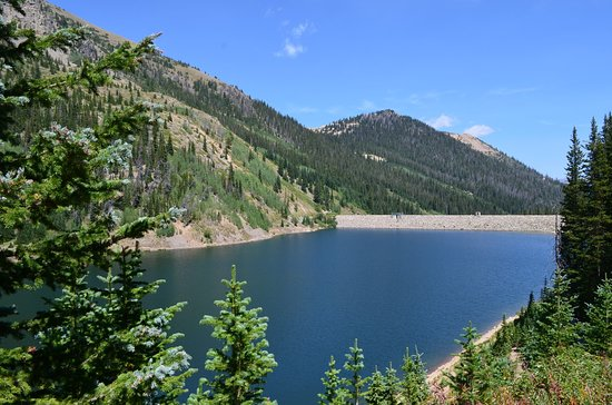 Empire, CO: Urad Lake