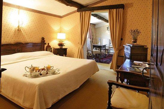 Chateau-Arnoux, ฝรั่งเศส: Guest room