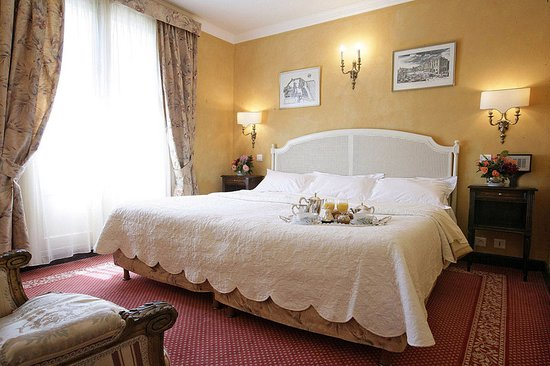Chateau-Arnoux, ฝรั่งเศส: Restaurant