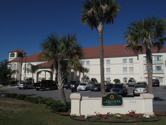 La Quinta Inn & Suites Panama City Beach: Exterior