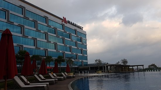 New hotel and great location