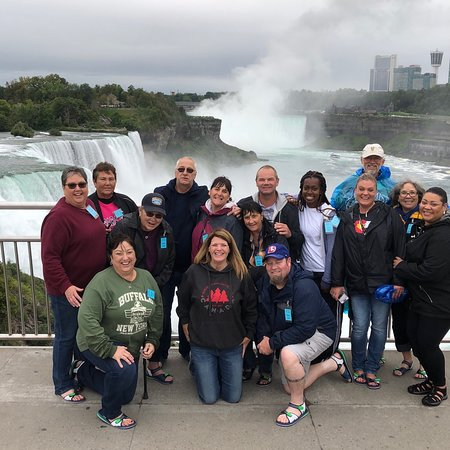 Over The Falls Tours: Another great day at the falls