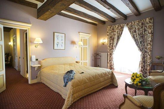 Un Hotel Avec Des Chambres De 6m2 En France Ca Existe Avis De Voyageurs Sur Chateau De Noirieux Briollay Tripadvisor
