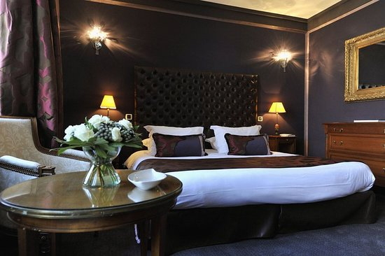 Missillac, France: Guest room