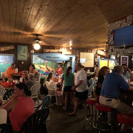Bimini S Oyster Bar Seafood Cafe Myrtle Beach Sc