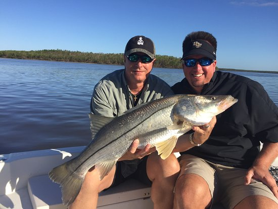 Captain Ray Culver Fishing Charters: One of MANY Snook