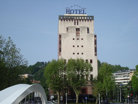 Silken Amara Plaza Hotel : Hotel