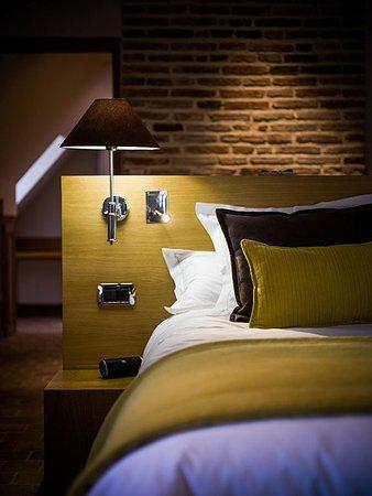 Relais & Chateaux - Hostellerie de Levernois: Suite