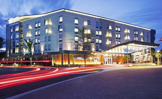 Aloft Jacksonville Tapestry Park Hotel