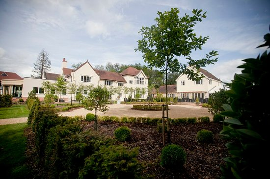 Dorridge, UK: Exterior