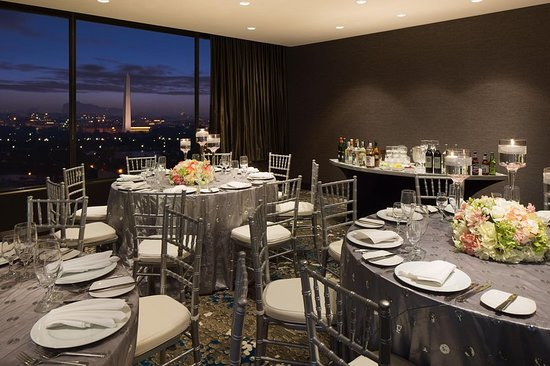 DoubleTree by Hilton - Washington DC - Crystal City: Meeting room