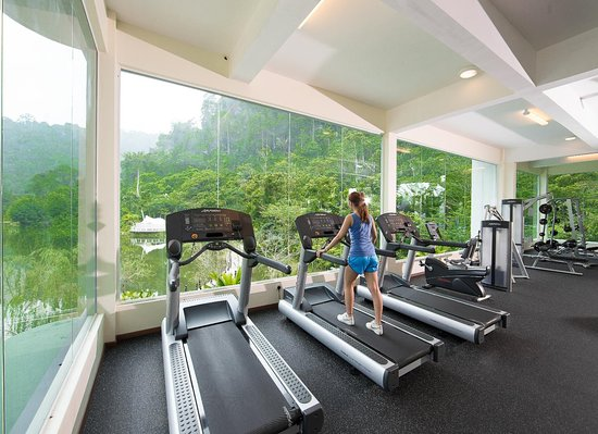 Clubhouse gym picture of the haven resort hotel ipoh