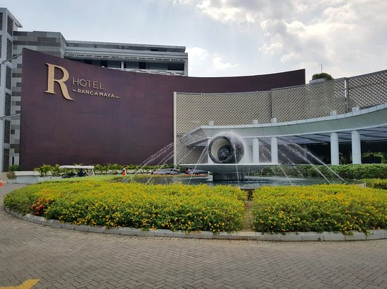 R Hotel Rancamaya Picture Of R Hotel Rancamaya Golf Resort Bogor Tripadvisor