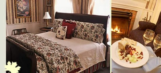 Colby Hill Inn: Guest room