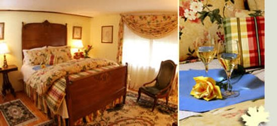 Henniker, New Hampshire: Guest room